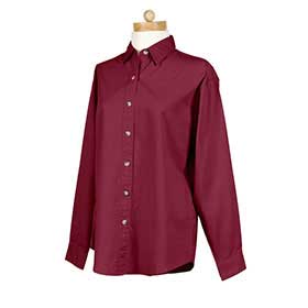 L/S Tri-Mountain LADIES TALL Specialist L/S Twill