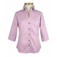 Tri-Mountain | Tri-Mountain 3/4 Sleeves LADIES Affinity Shirt