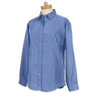 Tri-Mountain | L/S TriMountain LADIES Metro Shirt