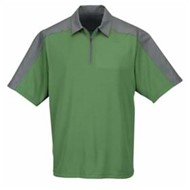 Tri-Mountain | Tri-Mountain Camino 1/4 Zip Polo