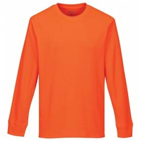Tri-Mountain L/S Essent Safety Thermal Shirt