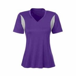 TEAM365 | Team 365 LADIES' SS V-Neck All Sport Jersey