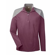 TEAM365 | Team365 Colorblock Snag Protect Quarter-Zip