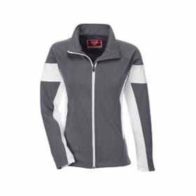 Team 365 LADIES' Elite Performance Full Zip