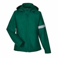 TEAM365 | Team 365 LADIES' Jacket w/ Fleece Lining