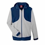 TEAM365 | Team 365 Rally Colorblock Microfleece Jacket