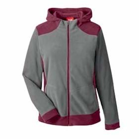 Team 365 LADIES' Rally Microfleece Jacket