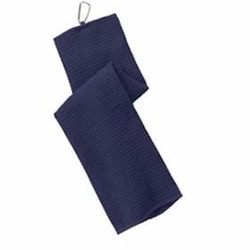 Port Authority | Port Authority Waffle Microfiber Golf Towel