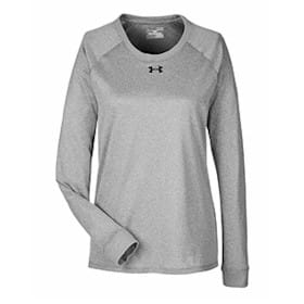 Under Armour LADIES' L/S UA Locker T-Shirt