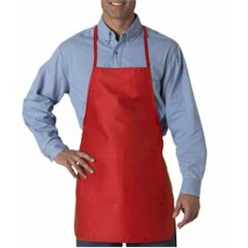 UltraClub Large Two-Pocket Apron