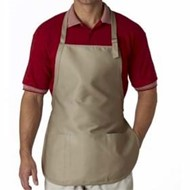 Ultra Club | UltraClub Three-Pocket Apron with Buckle