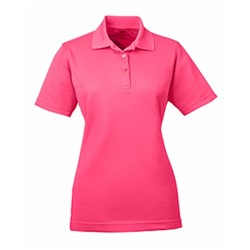 Ultra Club | UltraClub Ladies' Cool & Dry Mesh Piqué Polo