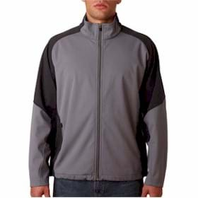 UltraClub 2-Tone Soft Shell Jacket