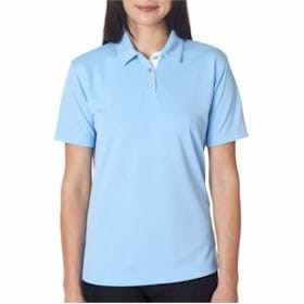 UltraClub LADIES' Polo w/ TempControl Technology