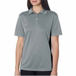 Ultra Club | UltraClub LADIES' Cool & Dry Sport 2-Tone Polo