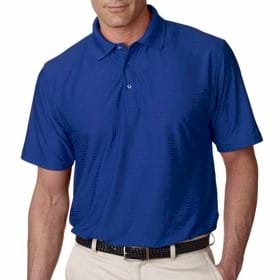UC Cool-N-Dry Elite Drop-Needle Performance Polo