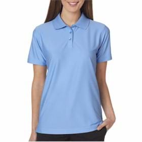 UltraClub LADIES' Elite Tonal Stripe Polo
