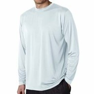 Ultra Club | UltraClub L/S Perfromance Interlock Tee
