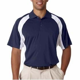 UltraClub Sport Performance Interlock Polo