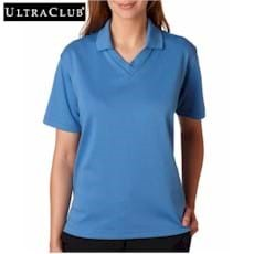Ultra Club | UltraClub Cool-N-Dry 60/40 Performance Polo