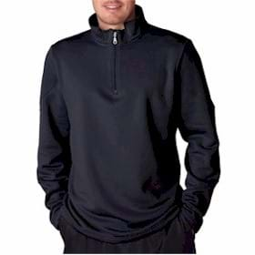 Ultra Club Cool-N-Dry Sport 1/4 Zip Fleece