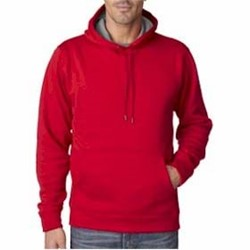 Ultra Club | UltraClub Cool-N-Dry Sport Hooded Fleece