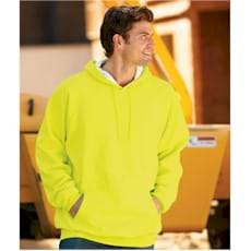 UltraClub Adult Thermal-Lined Fleece with Hood
