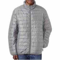 Ultra Club | UltraClub Quilted Puffy Jacket