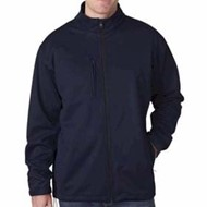 Ultra Club | UltraClub Softshell Solid Jacket