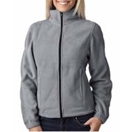 Ultra Club | UltraClub Ladies' Iceberg Fleece Full-Zip Jacket
