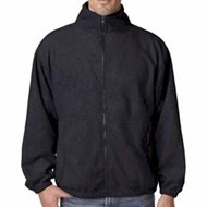 Ultra Club | UltraClub Adult Iceberg Fleece Full-Zip Jacket