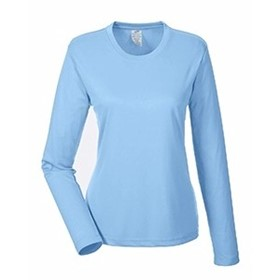 UltraClub Ladies Cool & Dry Performance LS Top