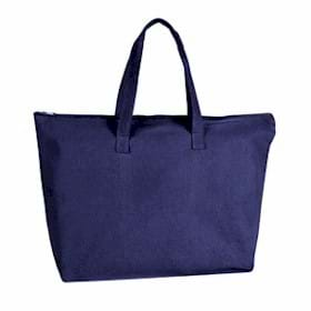 Ultra Club Zippered Tote with Gusset