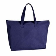 Ultra Club | Ultra Club Zippered Tote with Gusset
