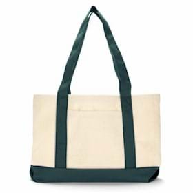 UltraClub Canvas Boat Tote