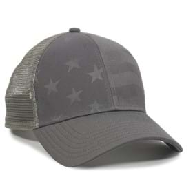 Outdoor Cap Stars and Stripes Pattern Cap