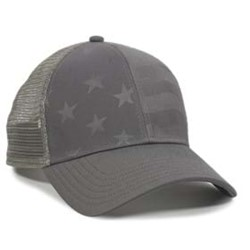Outdoor Cap | Stars and Stripes Pattern Cap