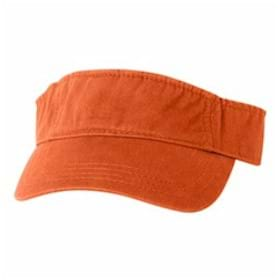 Valucap Bio-Washed Chino Twill Visor