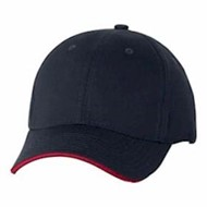 Valucap | Valucap Poly/Cotton Sandwich Twill Cap