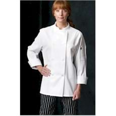 Chef Designs Eight Button Chef Coat
