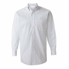 Van Heusen L/S Regular Fit Pinpoint Shirt