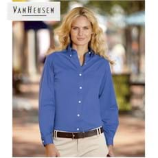Van Heusen Ladies L/S Oxford