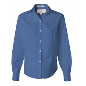 Van Heusen LADIES' L/S Non-Iron Pinpoint Shirt