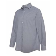 Van Heusen | Van Heusen Stretch Pinpoint Spread Collar Shirt