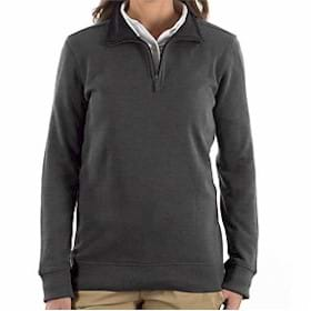 Van Heusen LADIES' 1/4 Zip Pullover