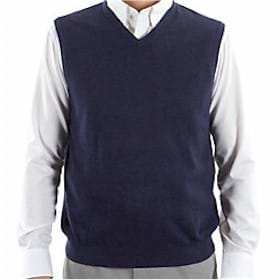 Van Heusen V-Neck Sweater Vest