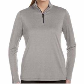 ALO Sport for Team 365 LADIES' 1/4 Zip Pullover