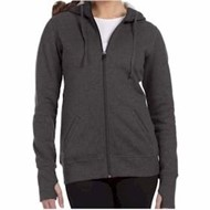 ALO | ALO SPORT LADIES' Fleece Full-Zip Hoodie