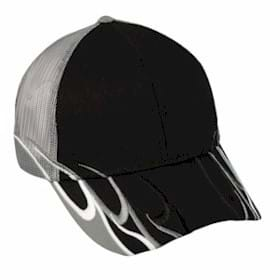 Outdoor Cap Embroidered Wave Design Cap