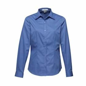 Tri-Mountain LADIES' L/S Regal Shirt